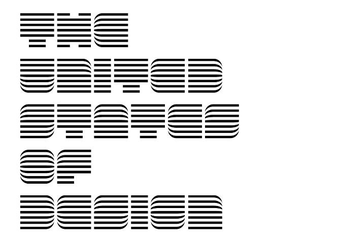 Linear Typography Typography Branding Creative Typography
