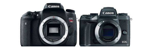Canon EOS Rebel T7 — DSLR or Mirrorless? http://www.photoxels.com/canon-eos-rebel-t7-mirrorless/
