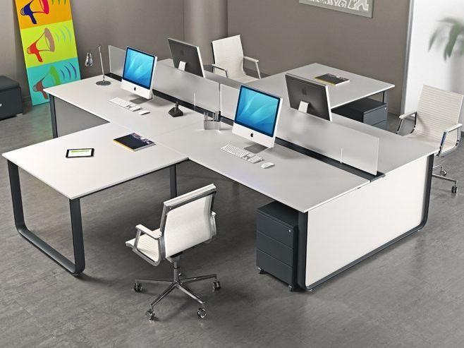 modulos escritorios oficina - Buscar con Google  Oficina Trabajo  Pinterest...