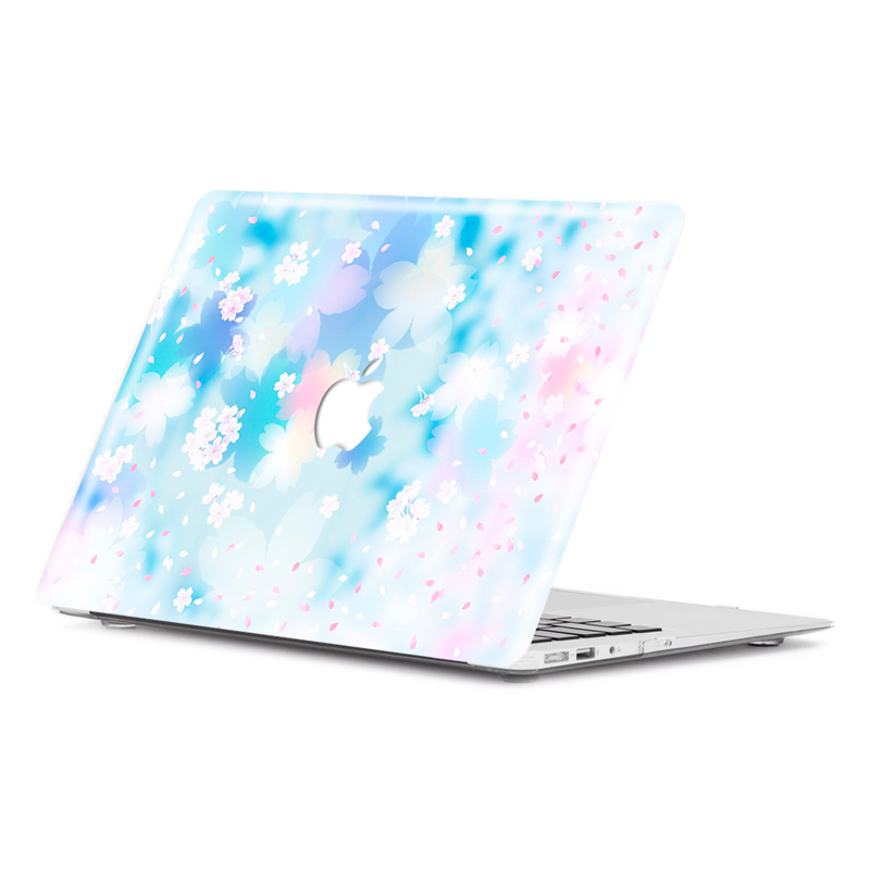 timeless design caccc ab34e Macbook Case - Japanese Cherry Blossom in 2019 | Macbook decals and ...