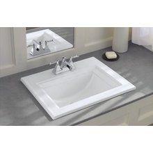 View The Kohler K 2337 4 Memoirs Stately 23 Drop In Bathroom Sink