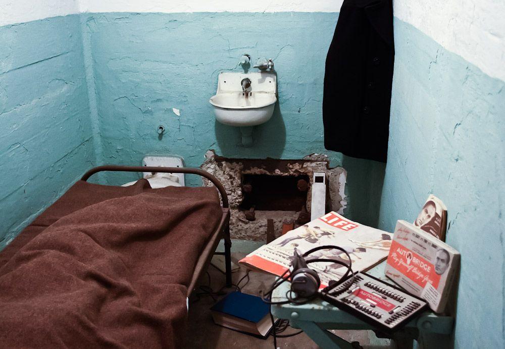 alcatraz prison escape plan - photo #15
