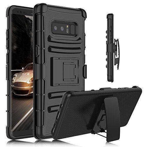 e7b4ea4b2b3 Samsung Galaxy Note 8 Case Shock Hard Cover Ultra Protective Built  Kickstand New