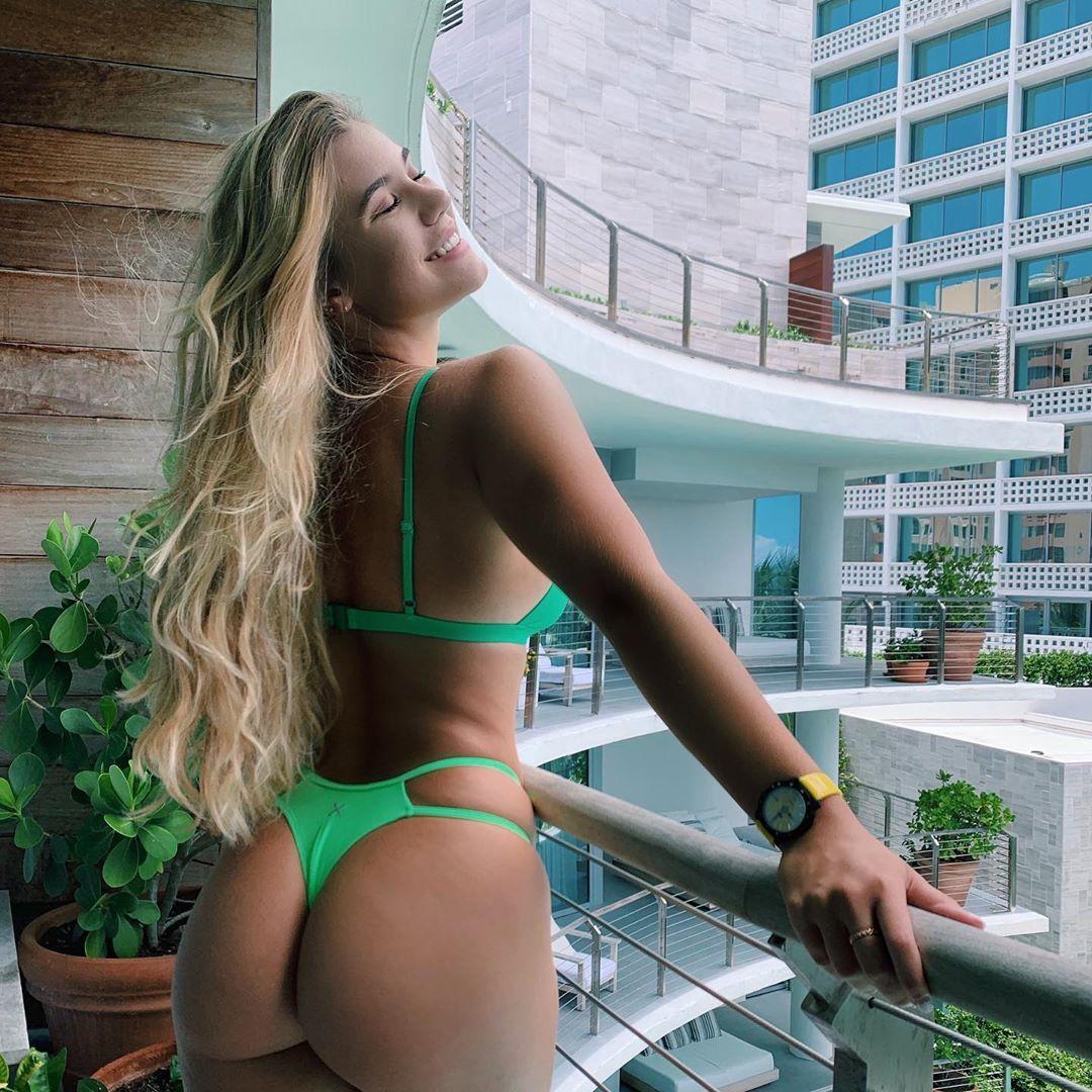 "Kat Jimenez on Instagram: ""Living my best lifeee"" | Bikinis, Bikini photos, Attractive girls"