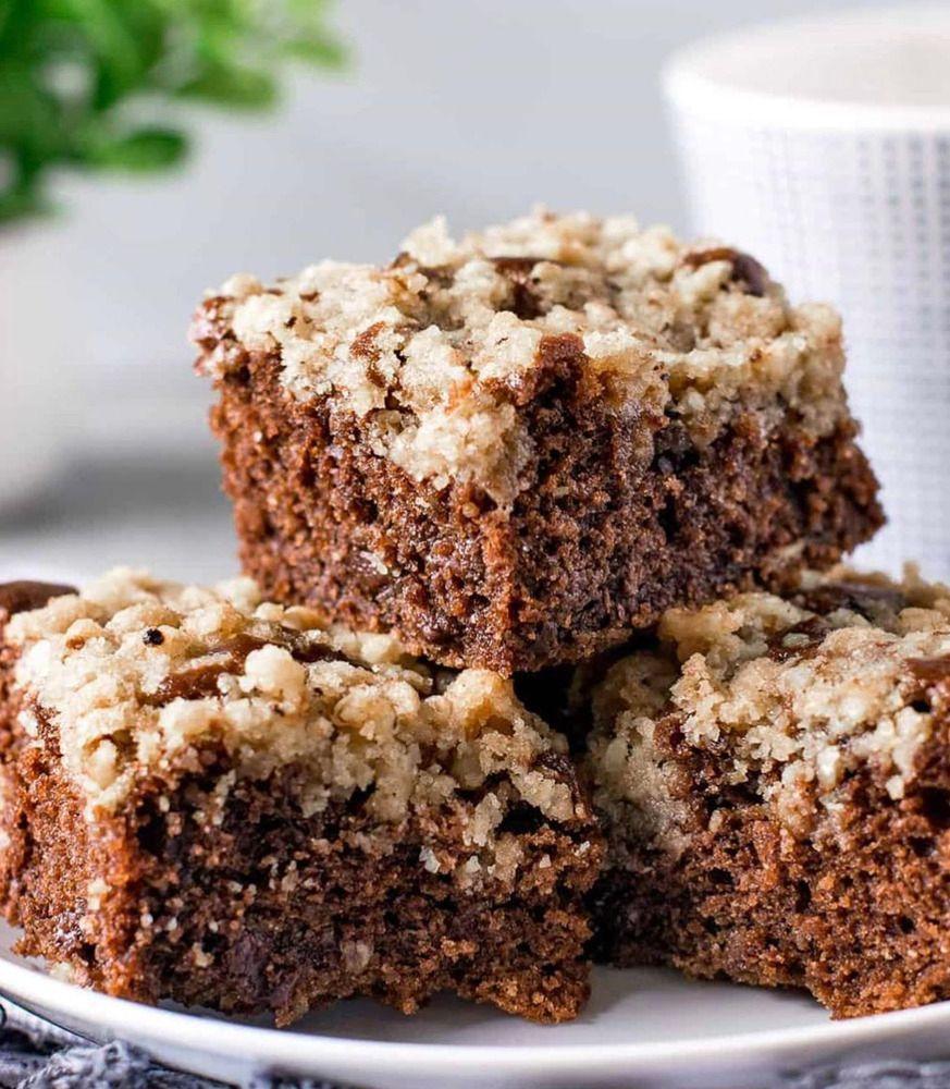 Mocha Crumb Cake recipe by Khushboo Kothari The Feedfeed