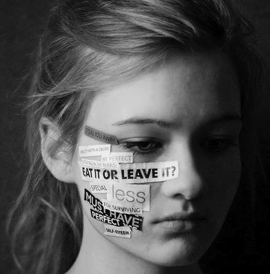 Negative Body Image Tumblr