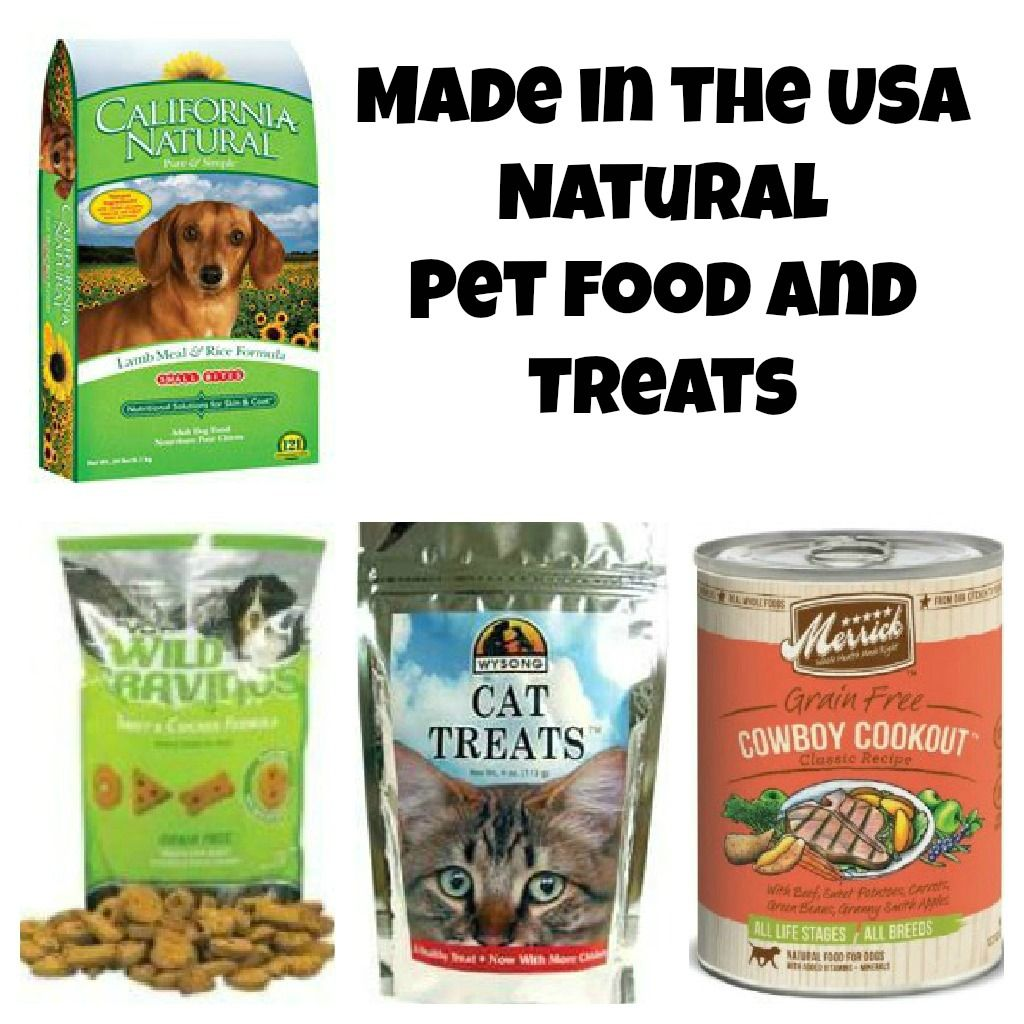 Natural Pet Food Made In Usa The Ultimate Source List Natural