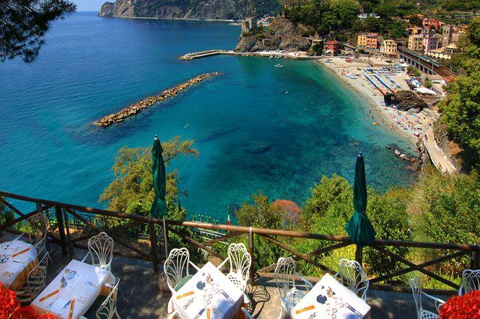 La Terrazza del Porto Roca - Monterosso al mare - Cinque Terre ...