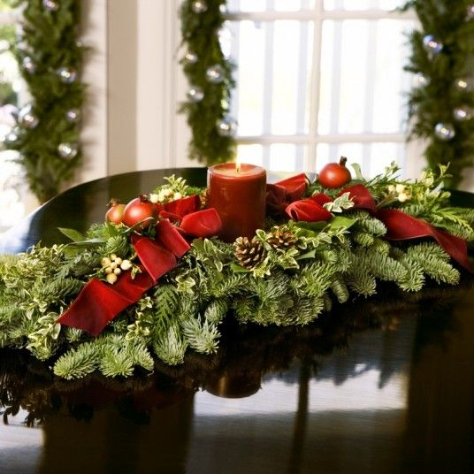 Christmas Centerpiece Ideas For Banquets