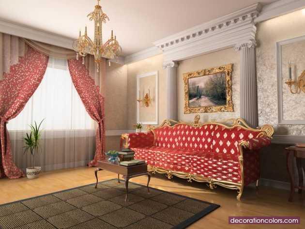 Ideas For Baroque Decor Http Www Decorationcolors Colorful