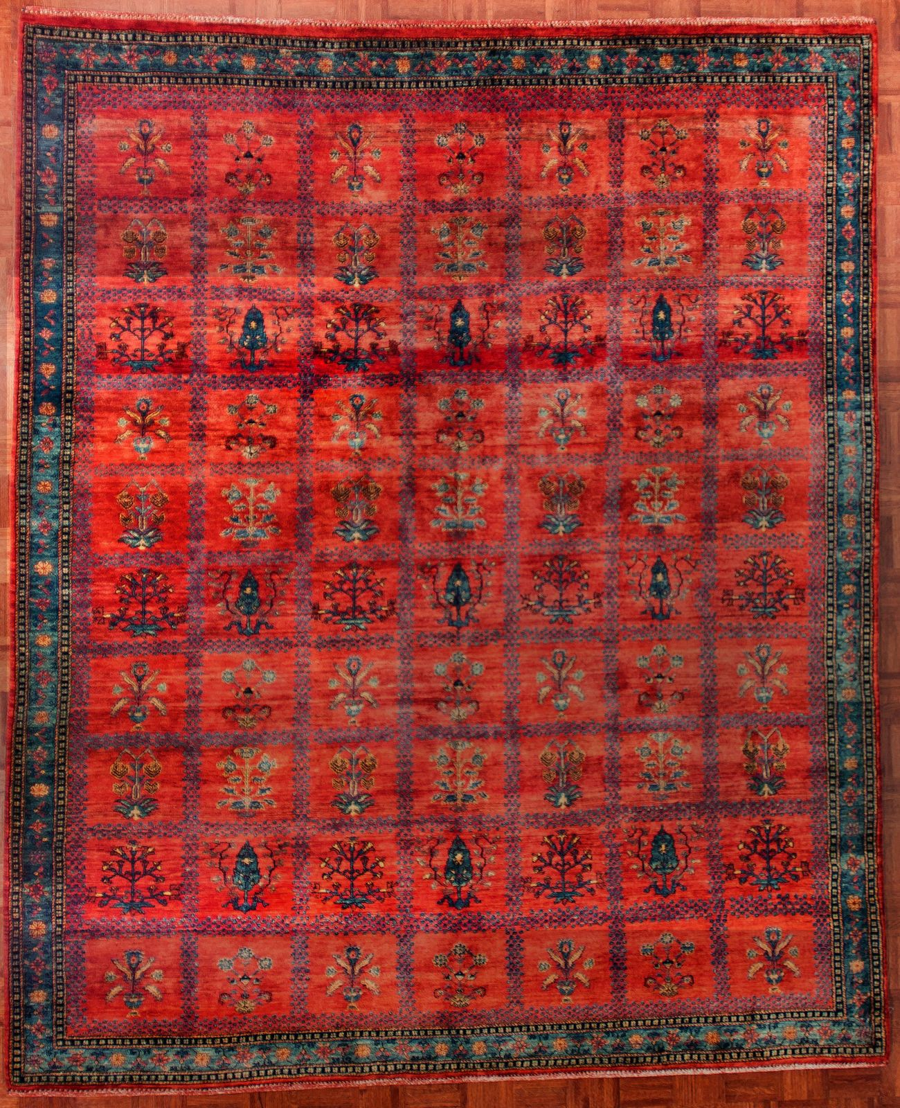 Gabbeh #6893, Grillo Outlet Price: $4,850 | Grillo Oriental Rug Outlet And  Care