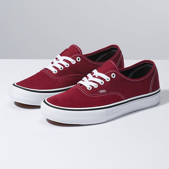 244a659a9c00 Authentic Pro (thick bottom) Size  8.5 Vans Original