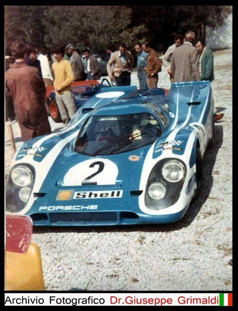 Pin di Sandro Campagna su PORSCHE 917 K (1970/71 ...