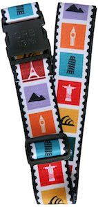 Travel Scenery Luggage Tag