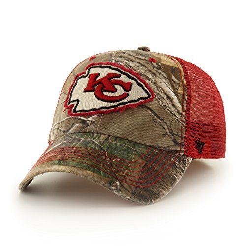 99d2d1e1e Kansas City Chiefs Camo Hats