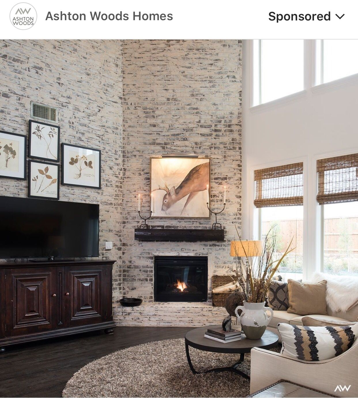 I Am Obsessed With The German Smear Brick Look Home Remodel Bedroom New Homes