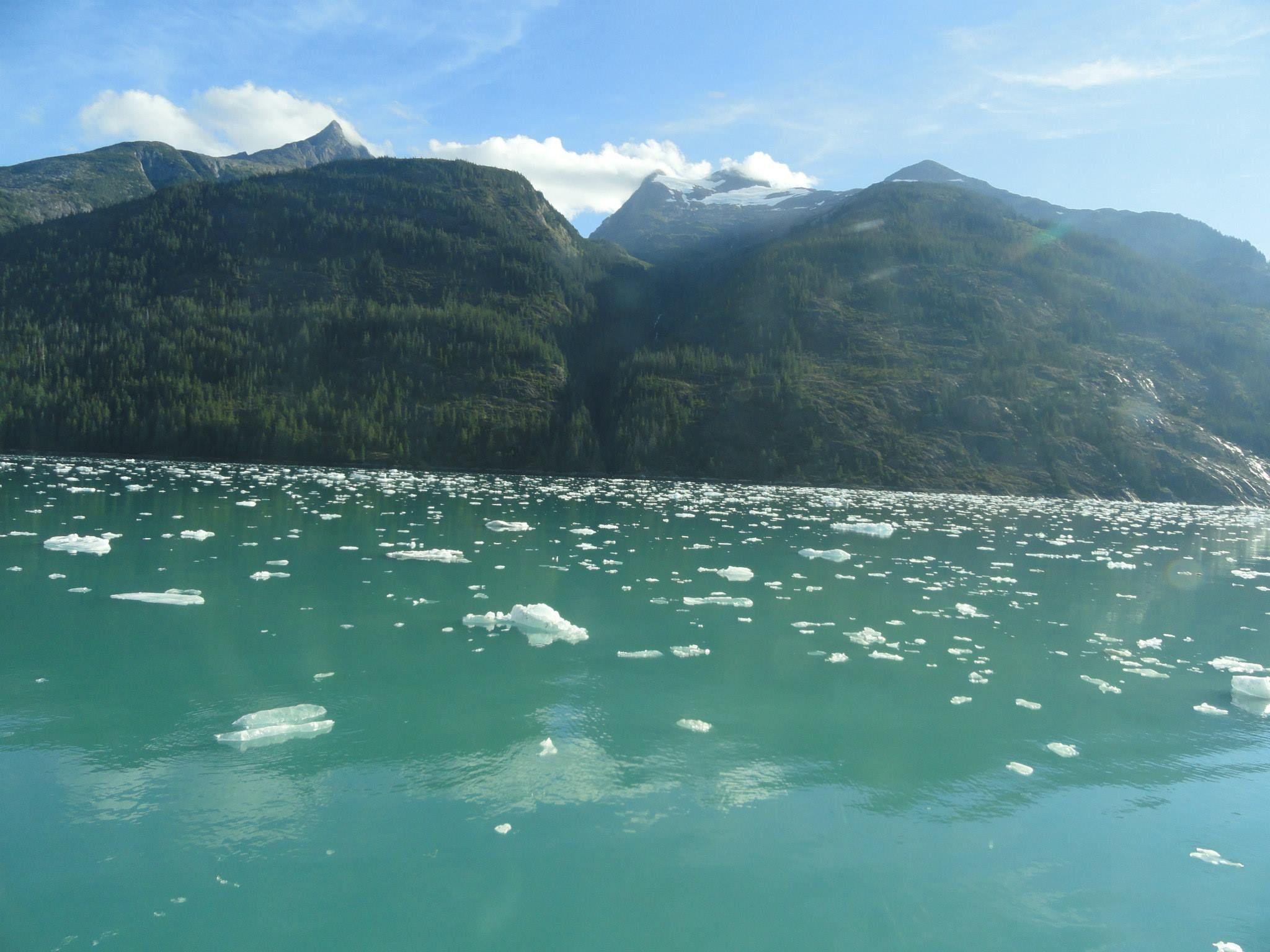 Tracy Arm Alaska