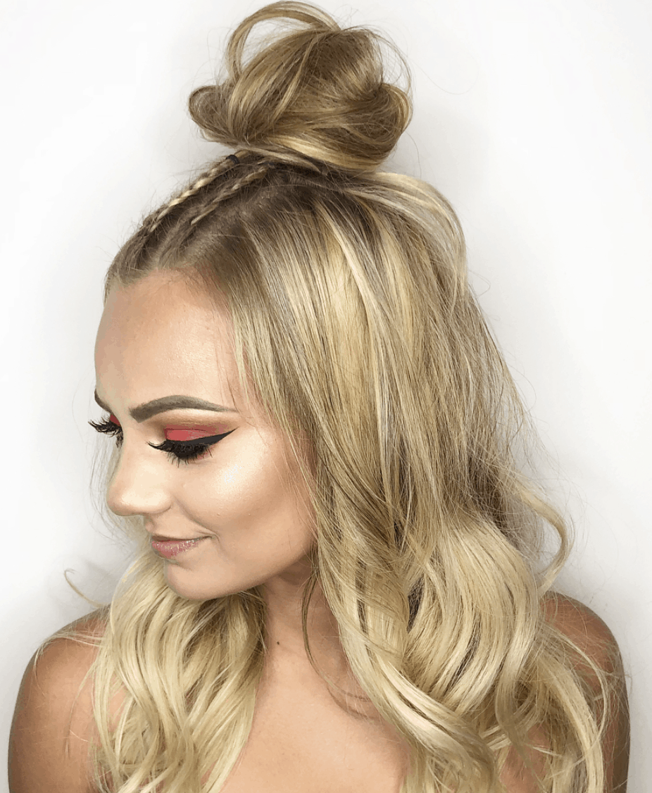 10 Stupid Easy Thanksgiving Hairstyles To Try In 2020 Thanksgiving Hairstyles Hair Styles Summer Hairstyles