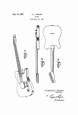 Fender Guitar Amp Drawings Telecaster Deluxe Amp Guitars