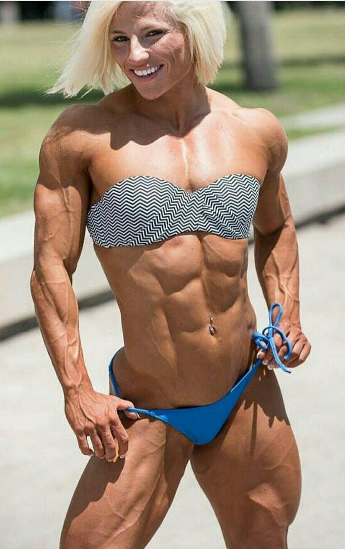 Piger Med Muskelmasse