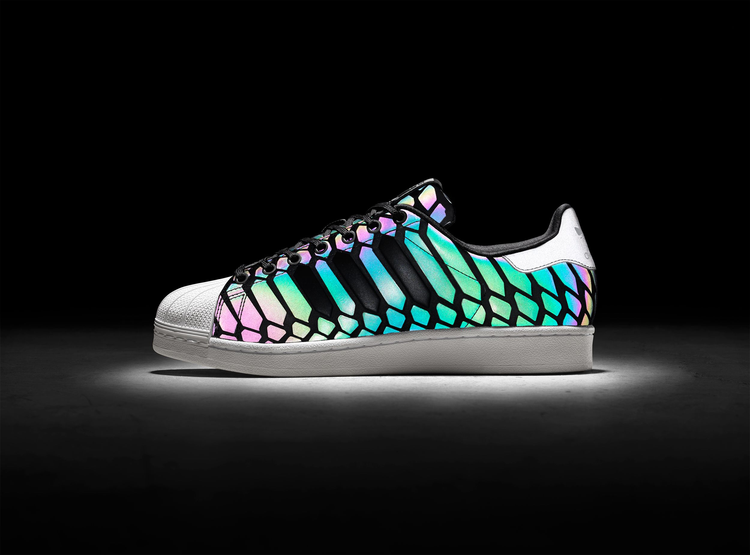 adidas light up sneakers
