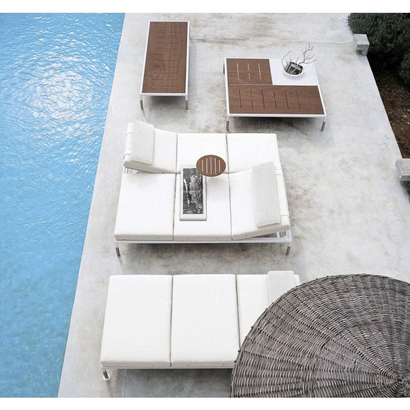 b&b italia springtime outdoor loungetisch 140 cm | b&b italia, Hause und garten