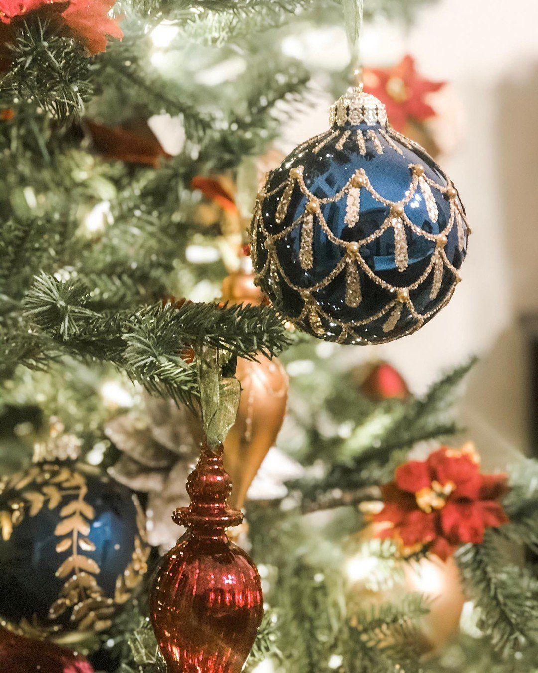 60-piece Roman Christmas Ornament Collection | Christmas ...