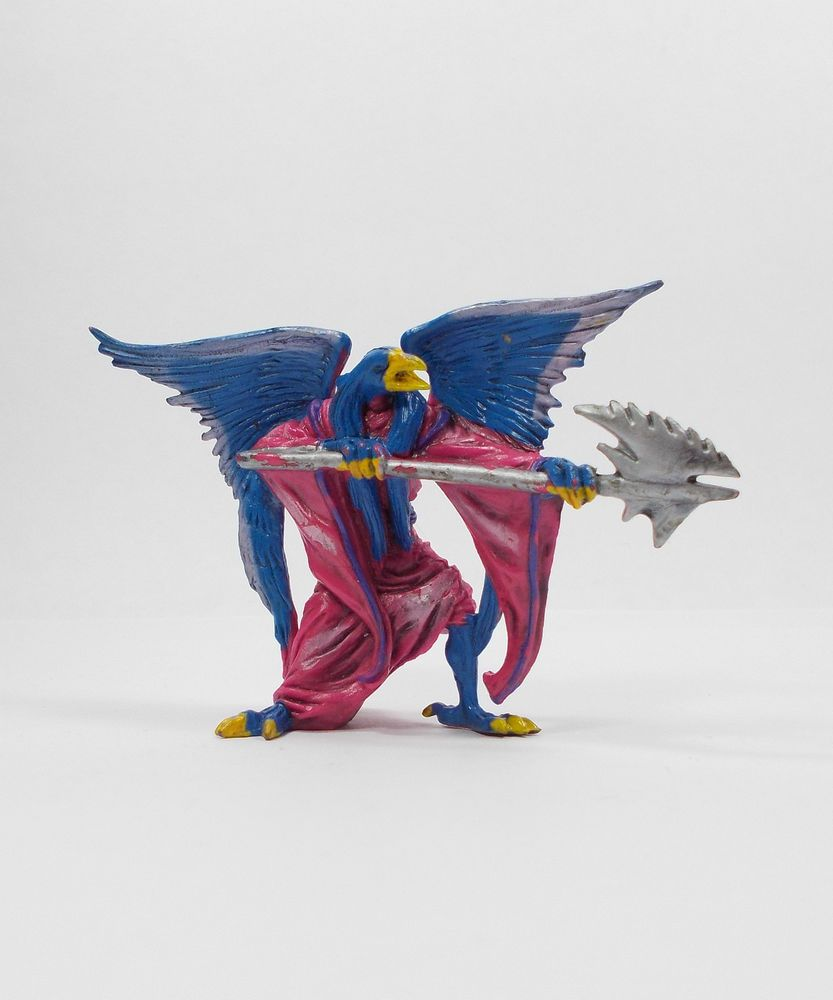 Monster In My Pocket 14 Tengu (3) 2nd Gen RPG D&D Toy Figure