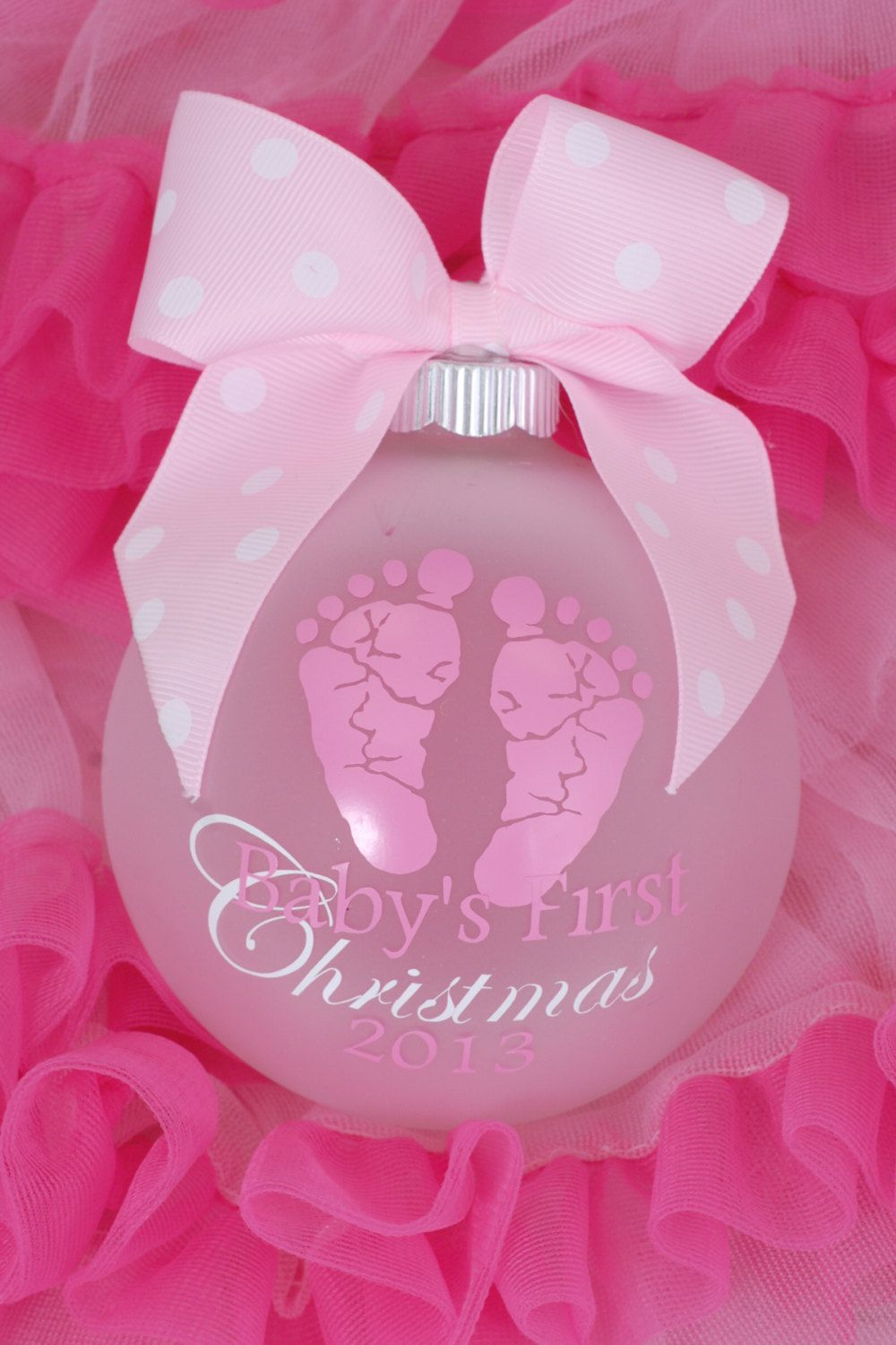 Baby's+First+Christmas+Personalized+Custom+by