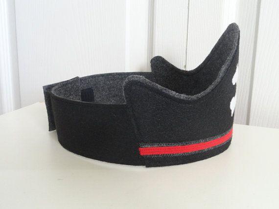 Pirate Hat Crown- Ready to Ship Next Day | Pinterest | Pirat, Kronen ...