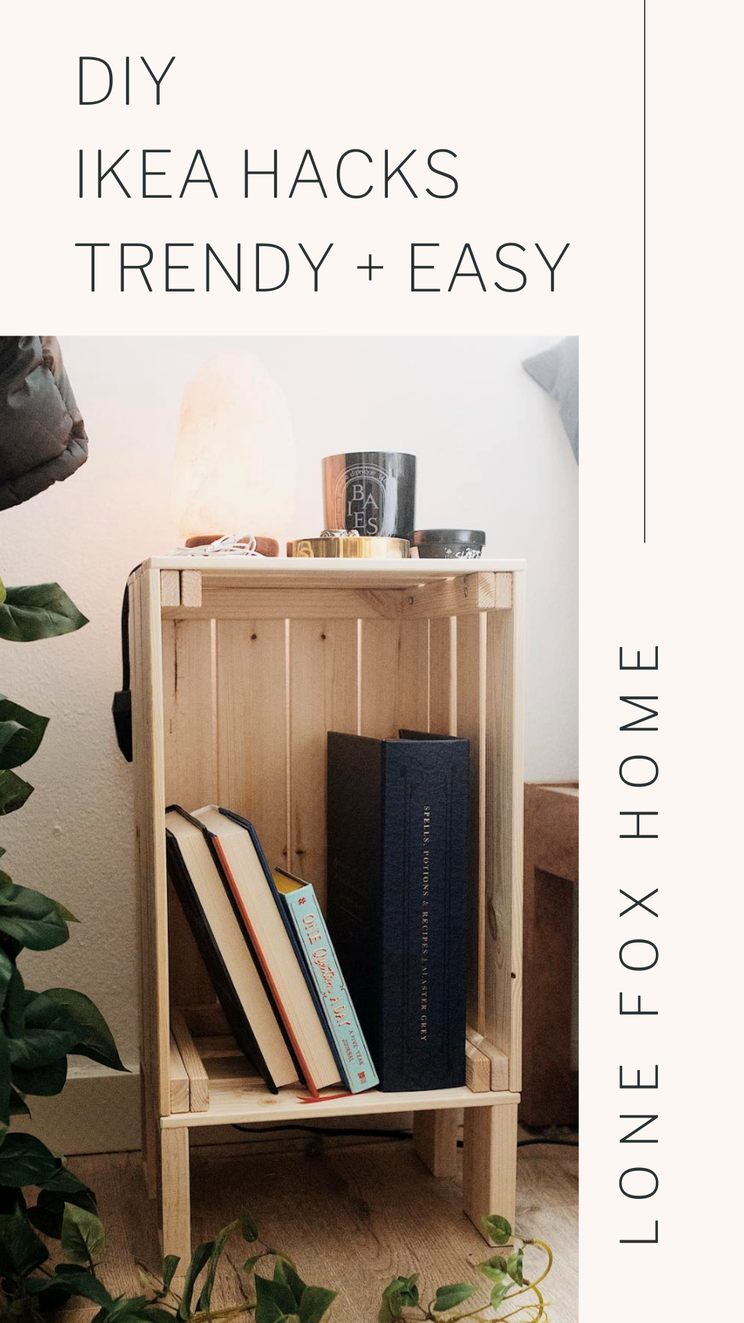 DIY IKEA Hacks Storage + Room Decor in 2020 | Ikea hack ...