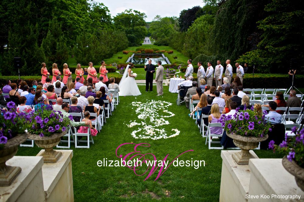 Ah Maz Ing Lucky To Be A Part Of Such Beautiful Wedding Cantigny Park Wheaton Il Elizabeth Wray Design Fls Steve Koo Photography Outdoor