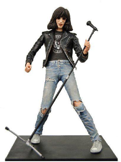 a86931ff20 Joey Ramone toy Bandas De Punk, Figuras De Acción, Esculturas, Juguetes,  Tela
