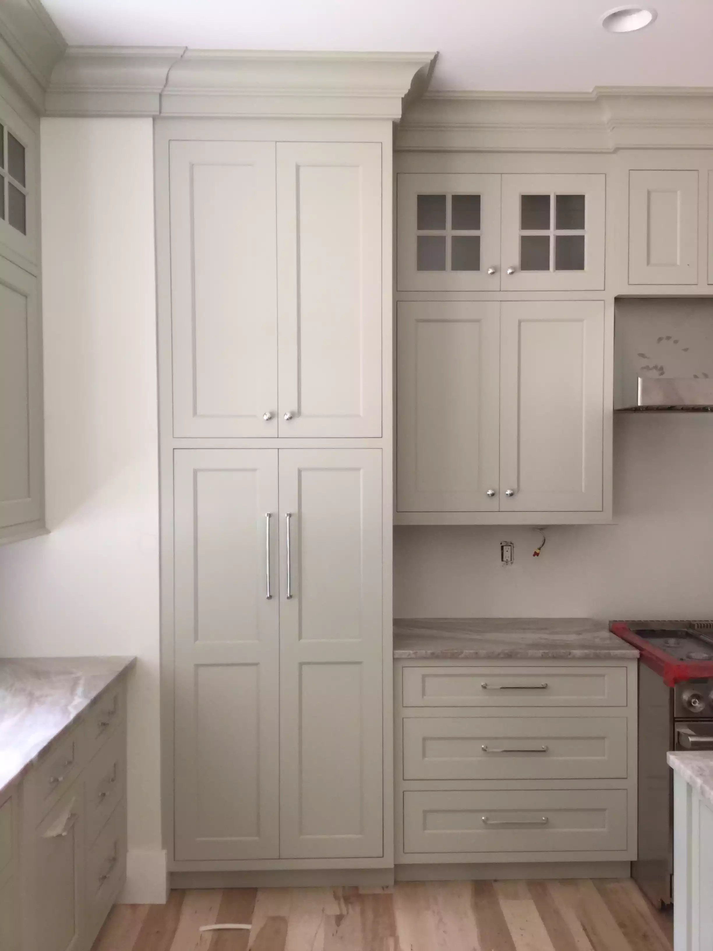 Custom Kitchen By Prestige Cabinets Painting Kitchen Cabinets Hotel Kitchen Custom Cabinetry