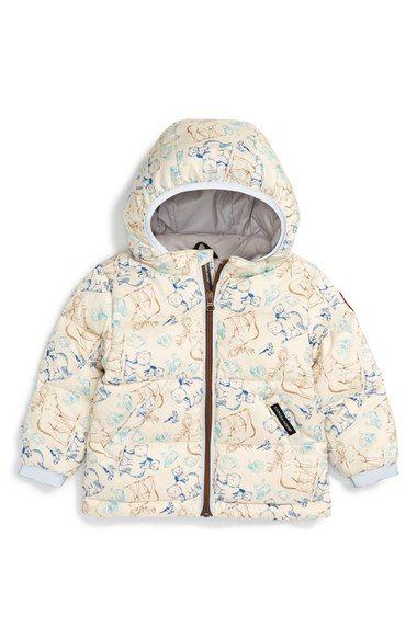 canada goose baby sammy jacket
