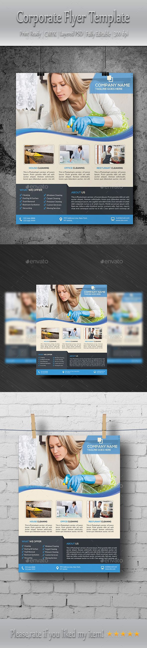 ideas for a cleaning business the o jays cleaning business cleaning services flyer template