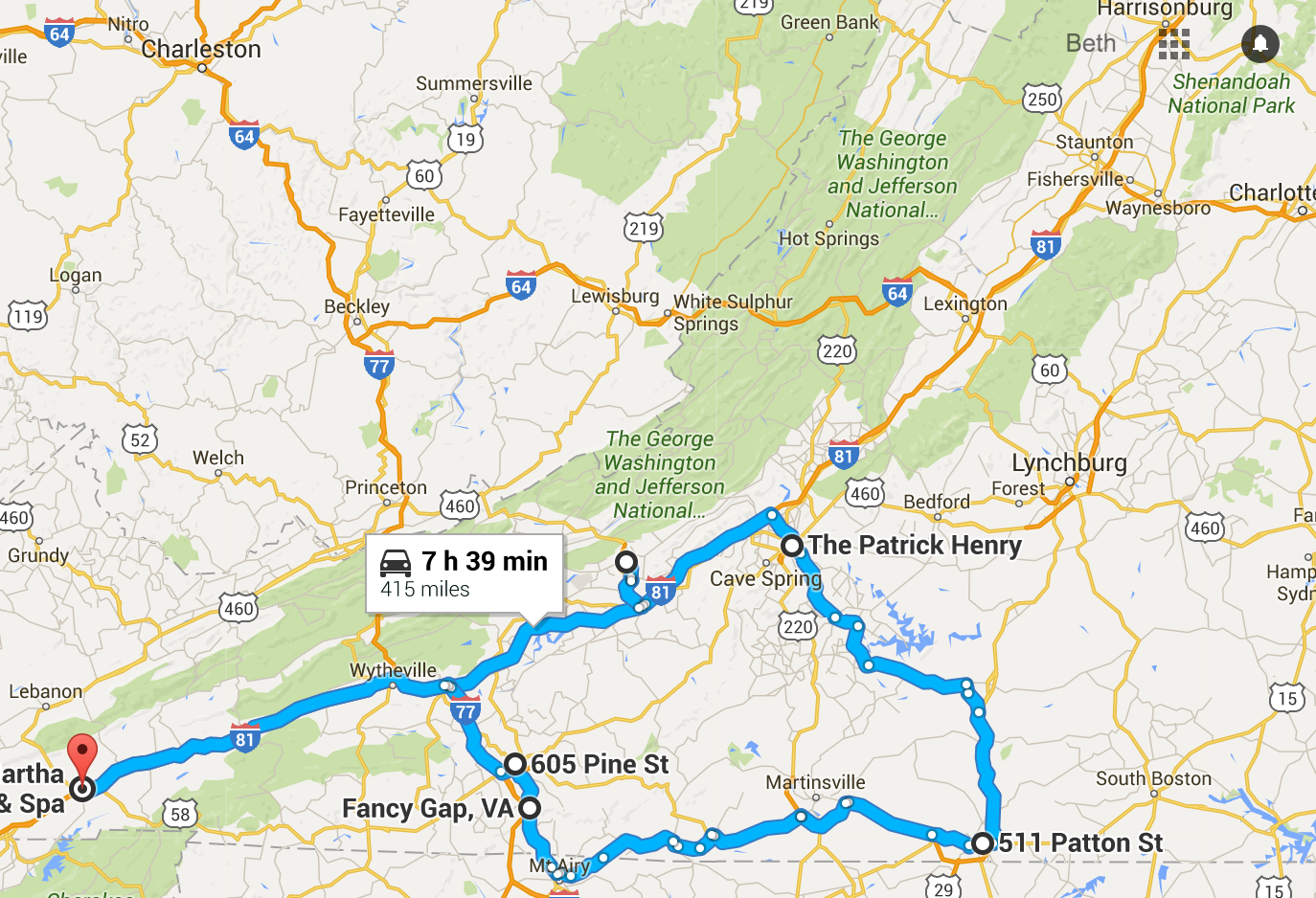 Think you can handle take two of the ultimate haunted Virginia road trip?