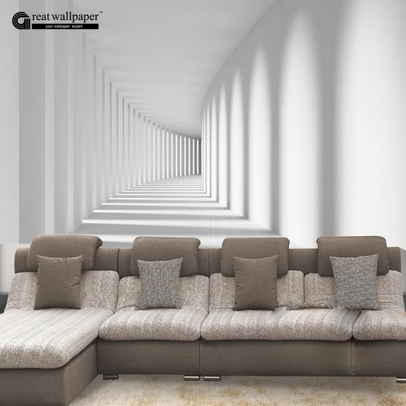 Goedkope Custom 3D Abstracte Moderne Mode Foto Wallpaper ...