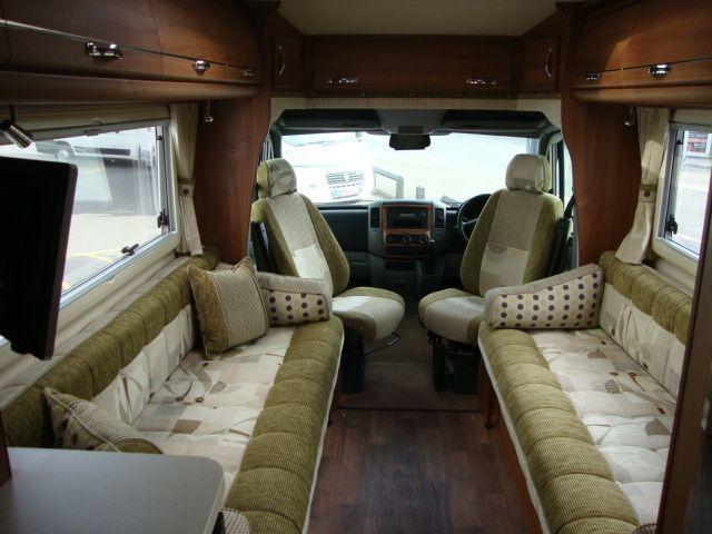 Van Horn Chevy >> Sprinter Van Sleeper Conversions | Used Auto-Sleepers ...