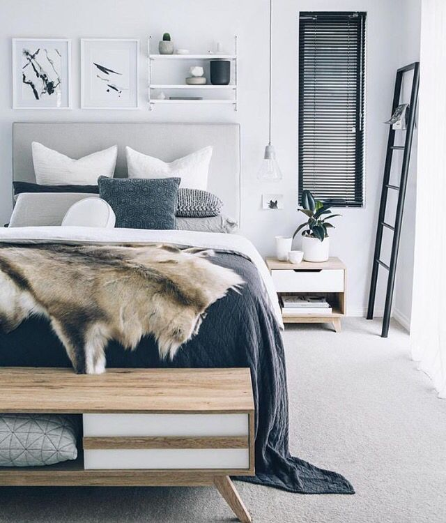10 Mid Century Modern Bedroom Let The Light Lighten Your Room Scandinavian Bedroom Decor Bedroom Interior Interior
