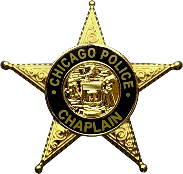 Chicago Police Department Star Lapel Pin Chaplain In 2020 Chaplain Police Police Chaplain
