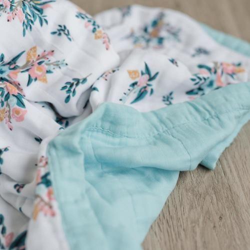 4 Layer Muslin Quilt Meadowlark Muslin Blanket Diy