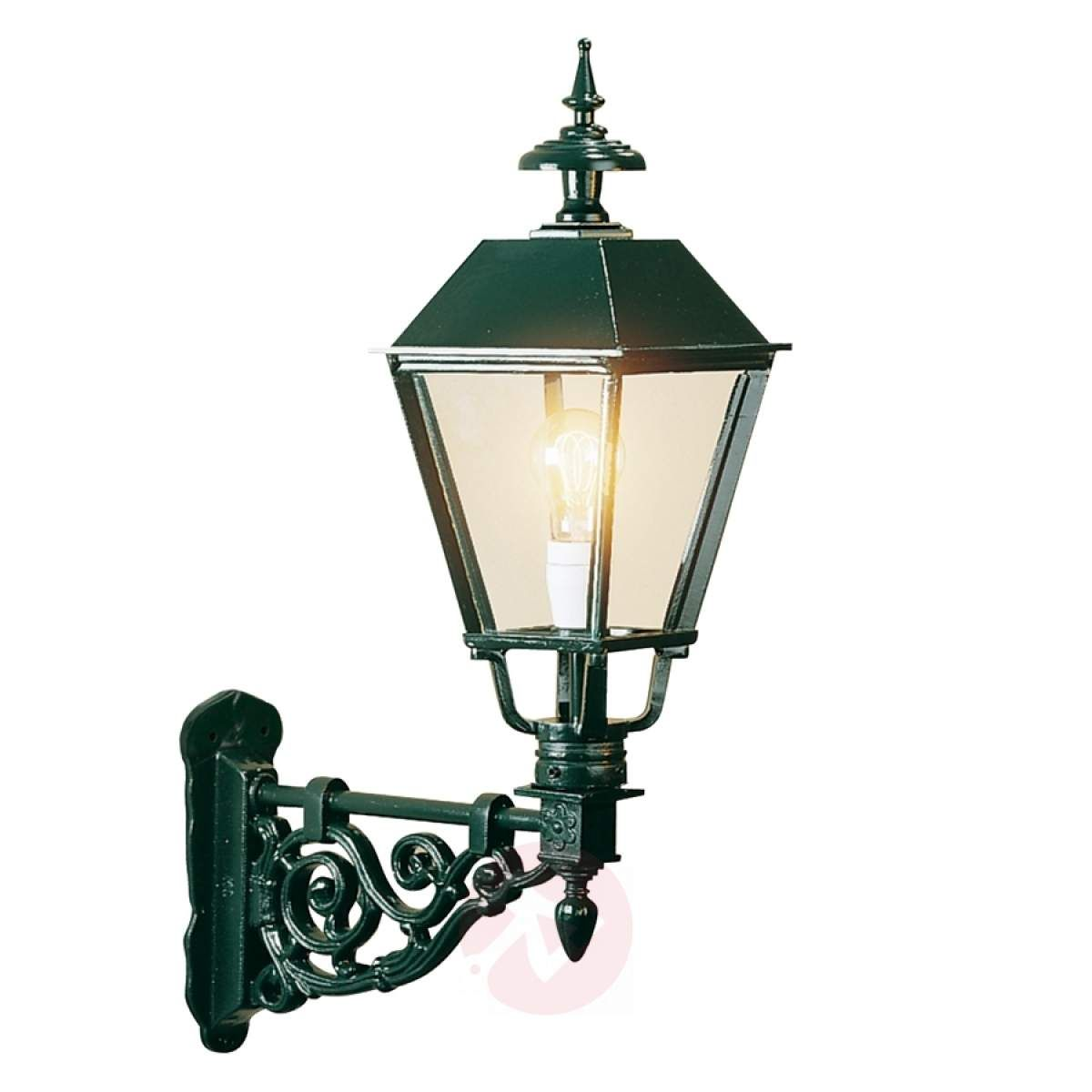 Stylowa Zewnetrzna Lampa Scienna Egmond Zielona Outdoor Wall Lighting Wall Lights Outdoor Walls