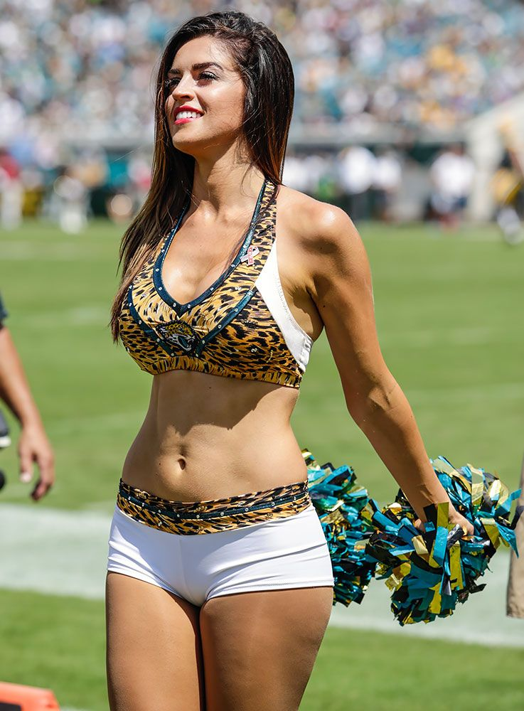 Nfl Cheerleaders Week 1 Cheerleading