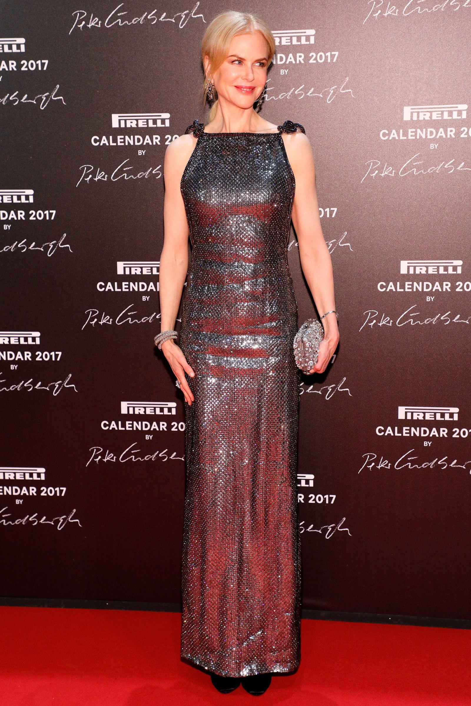 dba0c4d1fd0b Nicole Kidman - Armani Privé   Best Dressed IV   Dresses, Women's ...