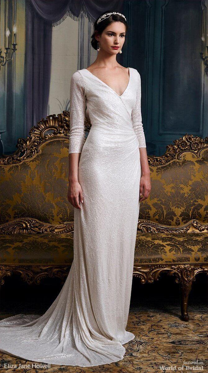 1930s style wedding dresses  Eliza Jane Howell  Wedding Dress weddingdress  wedding dresses