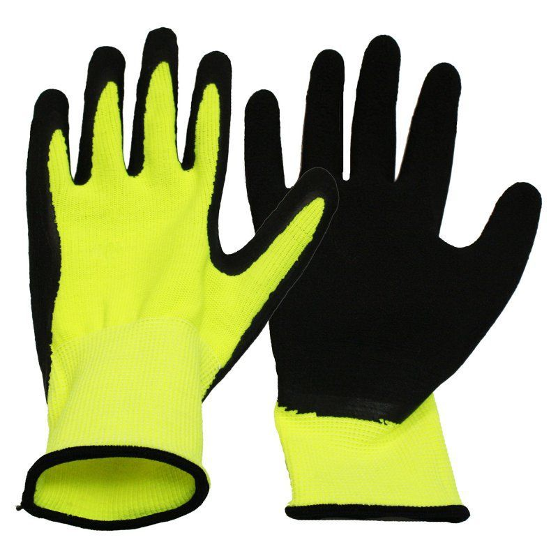 Boss Gloves 8412M Medium Neon Knit Work Gloves - 2370-5148
