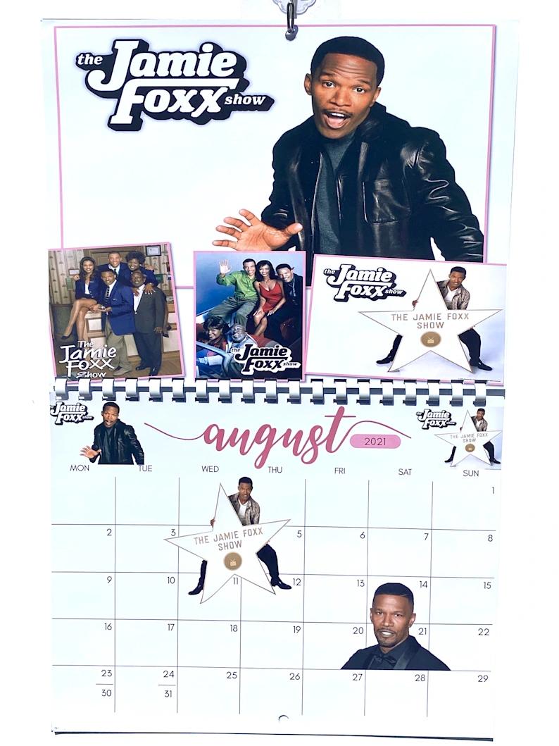 Black 90s TV shows 2021 Calendar | Etsy