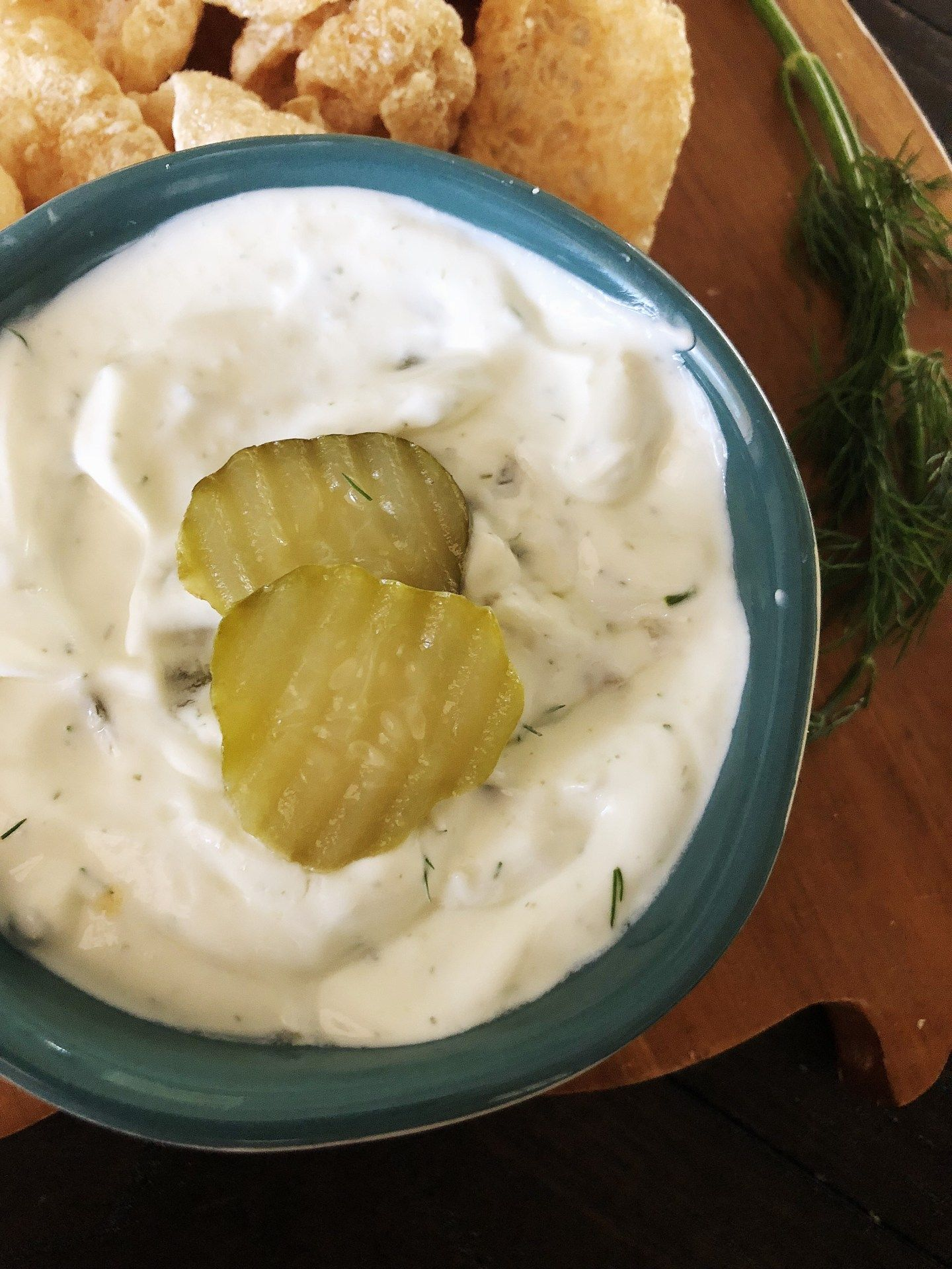 Low Carb Sour Cream Dill Pickle Dip Kind Keto Mama Pickle Dip Dill Pickle Dip Sour Cream Dip