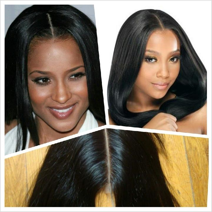 Saasha Swiss Lace Closures Are The Perfect Compliment To